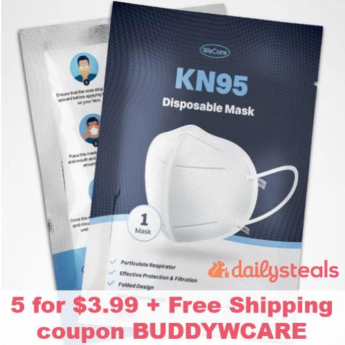 kn95 masks on sale