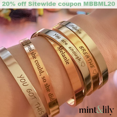 mint & lily coupon