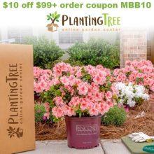 PlantingTree coupon