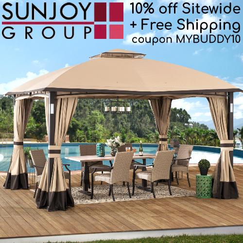 sunjoy group coupon