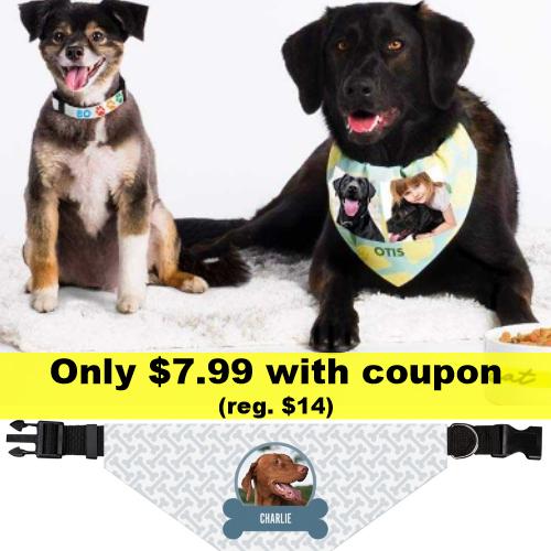 walgreens dog collar bandana coupon