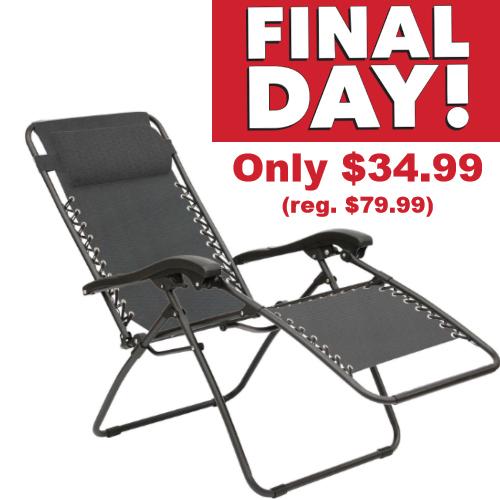 zero gravity chair sale