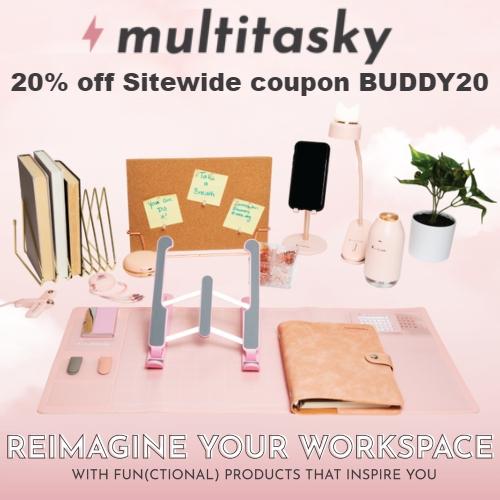 Multitasky Coupon