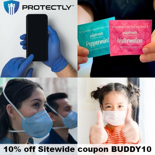 Protectly Coupon