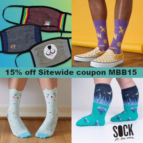 Sock It To Me Coupon