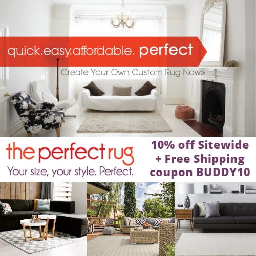 The Perfect Rug Coupon