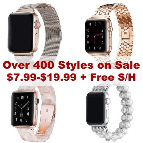 apple watch band sale