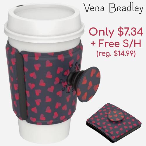 Vera Bradley PopSockets PopThirst Cup Sleeve