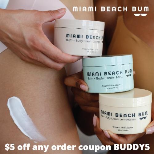 Miami Beach Bum Coupon