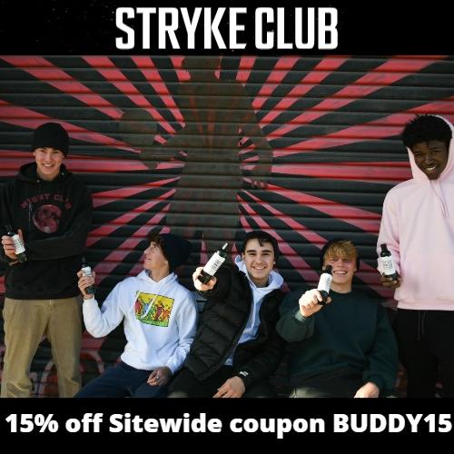Stryke Club Coupon