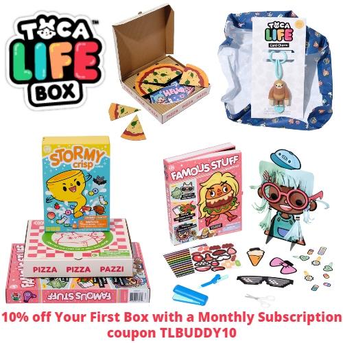 Toca Life Box Coupon
