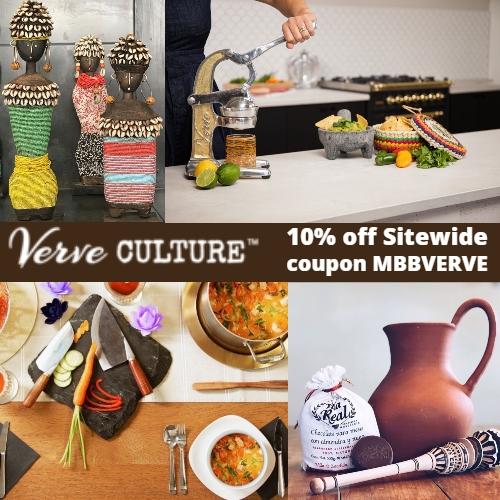 Verve Culture Coupon