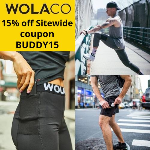 Wolaco Coupon