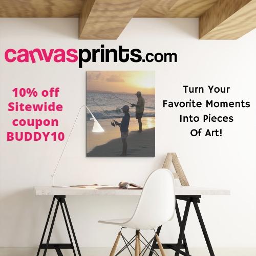 CanvasPrints.com Coupon