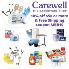 Carewell Coupon