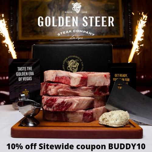 Golden Steer Steak Company Coupon