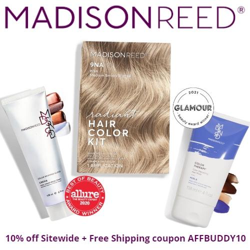Madison Reed Coupon