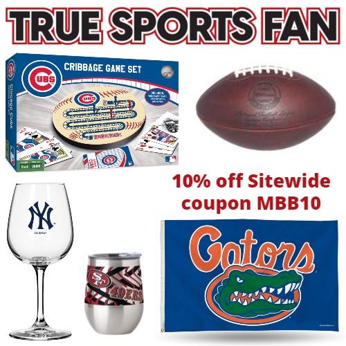 True Sports Fan Coupon