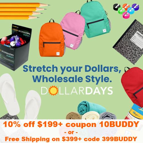 dollardays coupon
