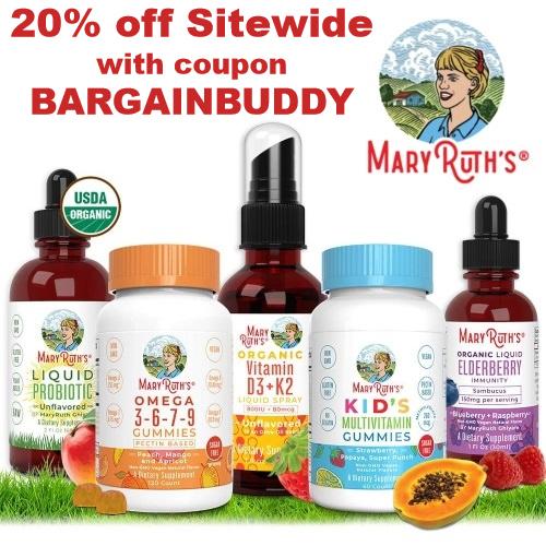 maryruth organics coupon