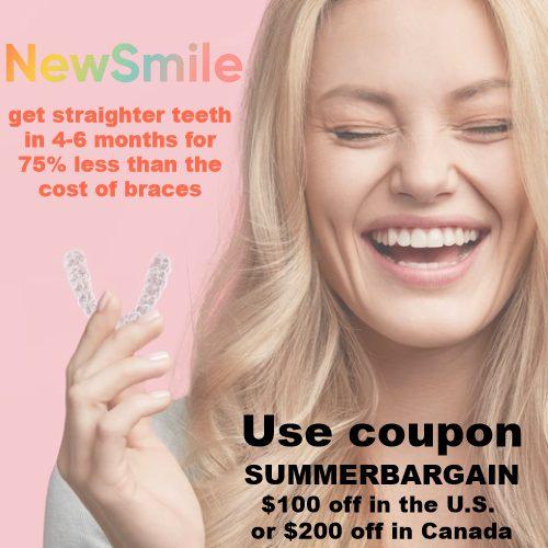 newsmilelife coupon