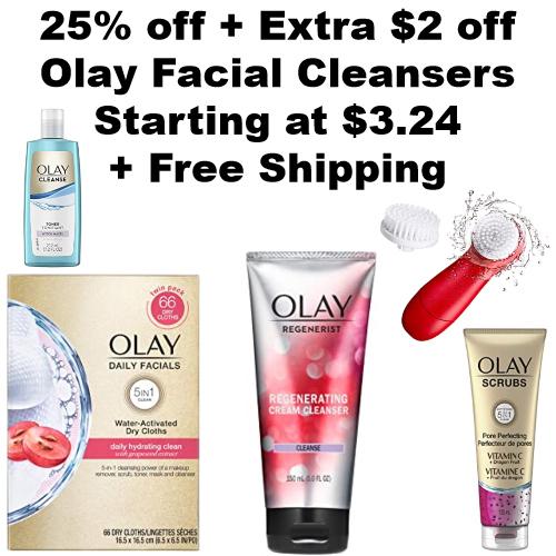 olay cleanser sale