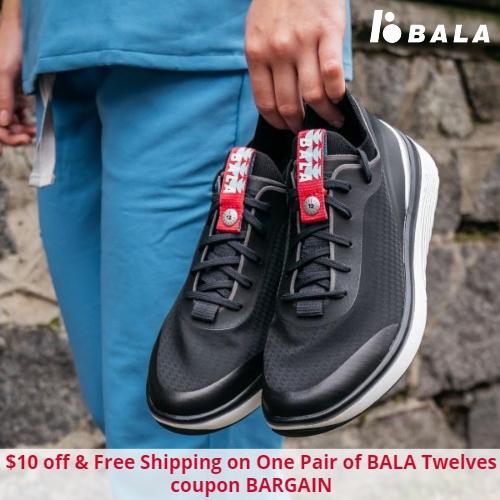 BALA Footwear Coupon