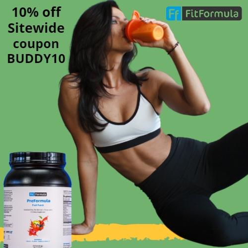 FitFormula Wellness Coupon