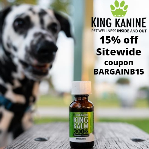 King Kanine Coupon