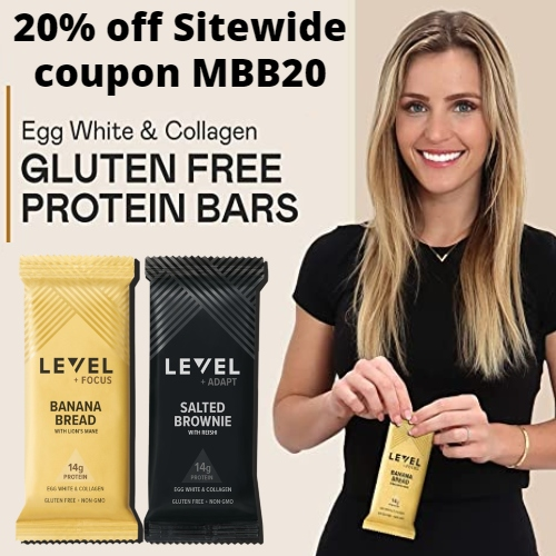 Level Foods Coupon