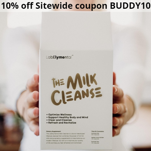 The Milk Cleanse Coupon