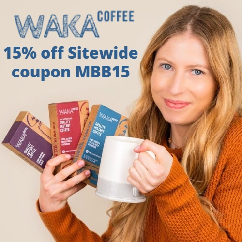 Waka Coffee Coupon