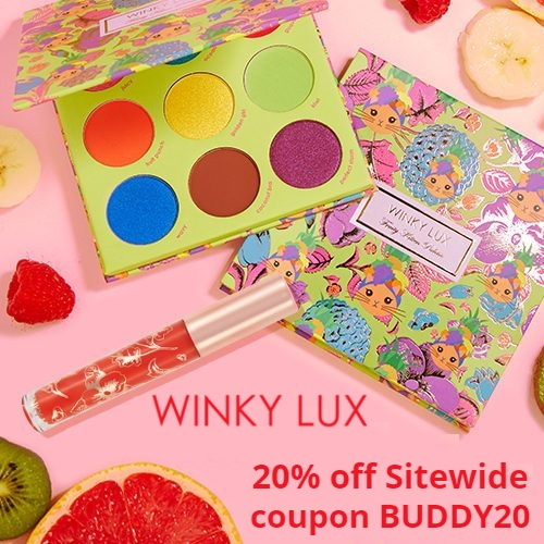 Winky Lux Coupon