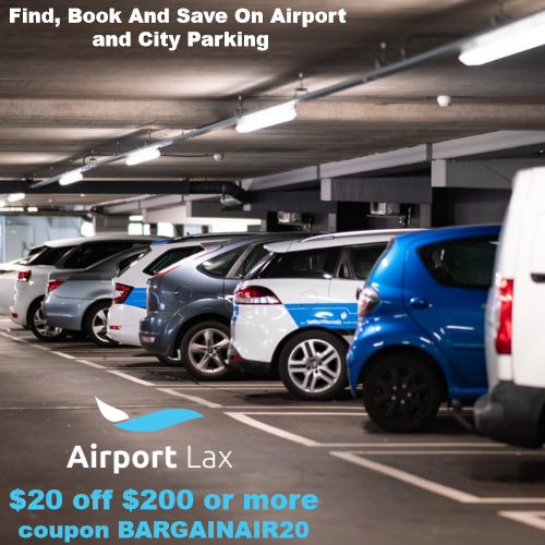 airport lax coupon code