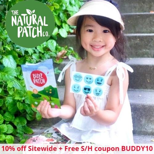 natural patch coupon