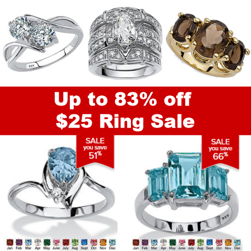 palm beach jewelry ring sale