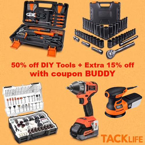 tacklife diy tools