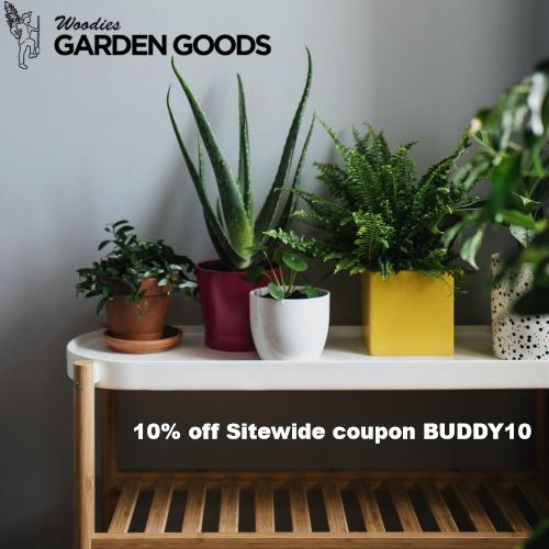 woodies garden goods coupon