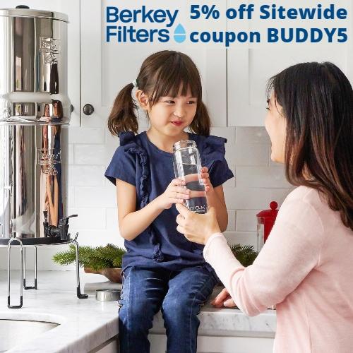 Berkey Filters Coupon