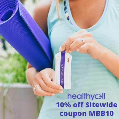 Healthycell Coupon