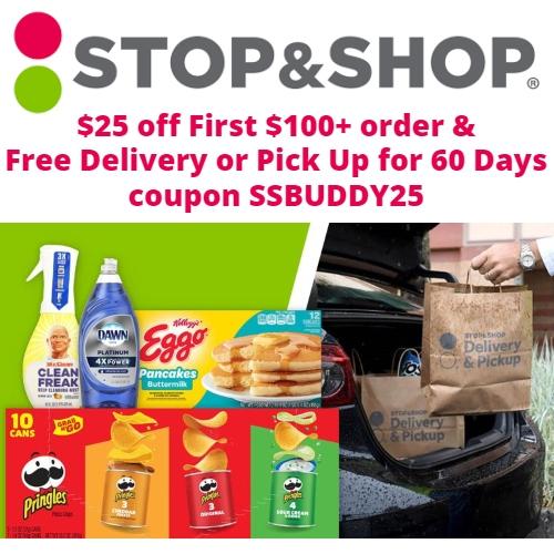 Stop & Shop Coupon