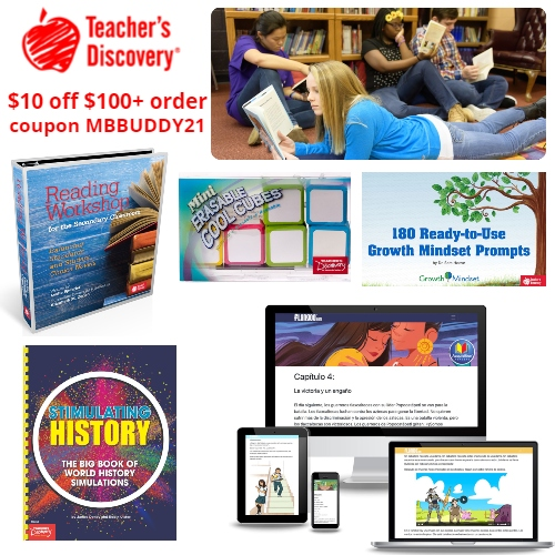 Teacher's Discovery Coupon