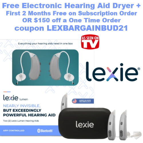 lexie hearing coupon