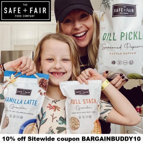 safe + fair coupon