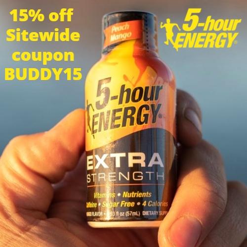5 Hour Energy Coupon